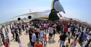 Havacılık tutkunları Antalya'ya akın etti!