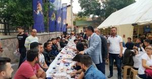 Çankırı'da İlk İftar Yemeğini Başkan Boz Dağıttı