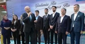 İBB Başkanı, Uysal Ataşehirlilerle Sokak İftarında Buluştu