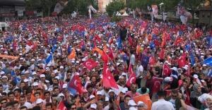 Cumhurbaşkanı Tayyip Erdoğan Ataşehirlilerle Buluştu