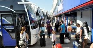 Ramazan Bayramında Yolcu Sayısı Yüzde 20 Azaldı