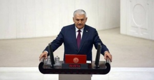 Binali Yıldırım, Meclis Başkanı oldu