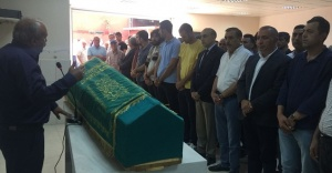CHP'li Uluyılmaz'ın acı günü