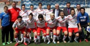 Ataşehir Belediyespor üst tura çıkamadı