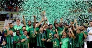 Süper Kupa, Akhisarspor'un oldu