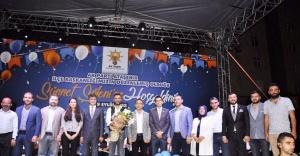 Ak Parti Ataşehir'de sünnet şöleni düzenledi