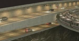 3 Katlı Büyük İstanbul Tüneli Ulaşımı Rahatlatacak