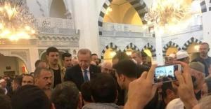 Cumhurbaşkanı Erdoğan, Ataşehir'de