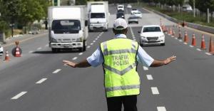 İstanbul'nda Pazar Günü Bu yollar kapalı