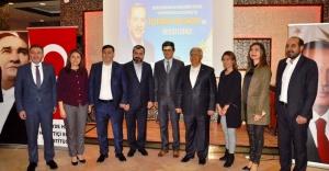AK Parti Ataşehir'den Vefa Buluşması