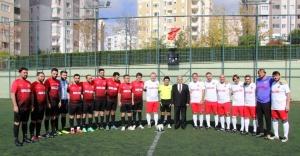 AK Parti Ataşehir ile Şöhretler Karması 6-6 berabere kaldı.