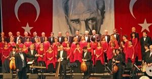 ATAŞEHİR'DE 10 KASIM ÖZEL KONSERİ