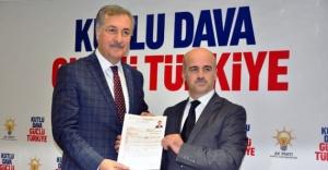Ebubekir TAŞYÜREK, Kartal Belediye Başkanlığına talibim!