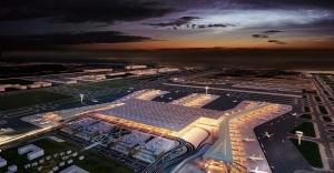 İstanbul Havalimanı 46 ilçeden daha büyük