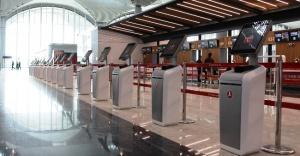 İstanbul Havalimanı'nda yolcuları ilk Emse karşılayacak