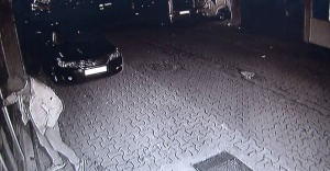 Ataşehir'de lastikçi soygunu