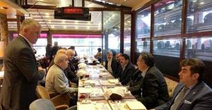 Bayram Arslan; Çankırılılarla Kahvaltıda Buluştu