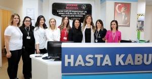 Ataşehir Belediyesi'nden kanser duyarlılığı