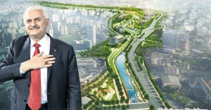 İstanbul 'Yeşil Ağ' ile örülecek