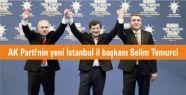 AK Parti'nin yeni İstanbul il başkanı...
