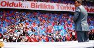 Arena, Başbakanımızın Türkiye'de gösterdiği başarının İstanbul'da temsili