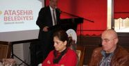 Başkan Battal İLGEZDİ 3. Yılında Ataşehir'i Basına Anlattı