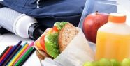 Beslenme çantasında neler bulunmalı