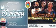 Çankır'da Açık Havada Sinema Keyfi