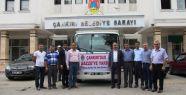 Çankırı'dan Gazze Yardımları Yola Çıktı