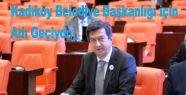 CHP Kadıköy Belediye Başkanlığı İçin Adı Söyleniyor