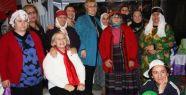 CHP'li kadınlardan, Kadınlar gününde şiddete tepki