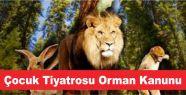 Çocuk Tiyatrosu Orman Kanunu, Ataşehir...