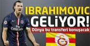 İbrahimovic Galatasaray'a mı Geliyor