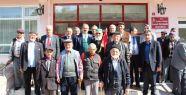 İrfan Dinç, Huzurevi'nde Yaşlıları Ziyaret Etti
