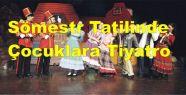 İstanbul'da Sömestr tatilinde çocuklara tiyatro