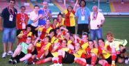Kadınlar 1.Futbol Ligi 3.'sü Trabzon İdmanocağı