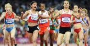 Londra Olimpiyatlarında Çifte Madalya
