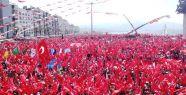 MHP İzmir'i salladı...