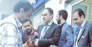 Milletvekili Metin Külünk Ayakkabı Boyadı