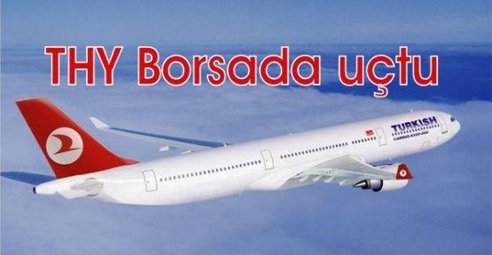 THY borsada'da uçuşa geçti