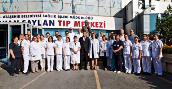 Türkan saylan tip merkezi online randevu