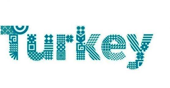 Türkiye yeni logosunu  tanıttı