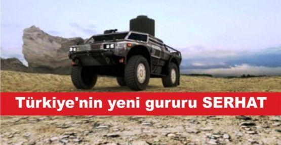 Türkiye'nin yeni gururu SERHAT!