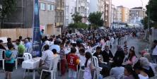 Maltepe Zümrütevler'de Ramazan coşkusu