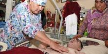 Umut'un tedavisi için Rusya'dan bioenerji uzmanı geldi