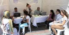 TEOG Tercih Çadırı Sultanbeyli Meydanda Hizmet Veriyor