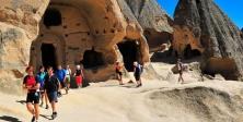 Turizm geliri geçen yılın aynı çeyreğine göre %13,8 azaldı