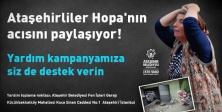 Ataşehir'den Hopa'ya yardım kampanyası