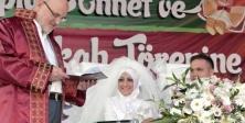 Beykoz, 30 Ağustos'ta 30 Çift Dünya Evine Girdi