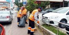 Maltepe'de günde 450 ton çöp toplanıyor